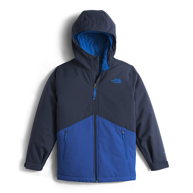 CHEAP NORTH FACE BOYS' APEX ELEVATION COSMIC BLUE ONLINE