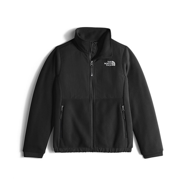CHEAP NORTH FACE GIRLS' DENALI JACKET BLACK ONLINE