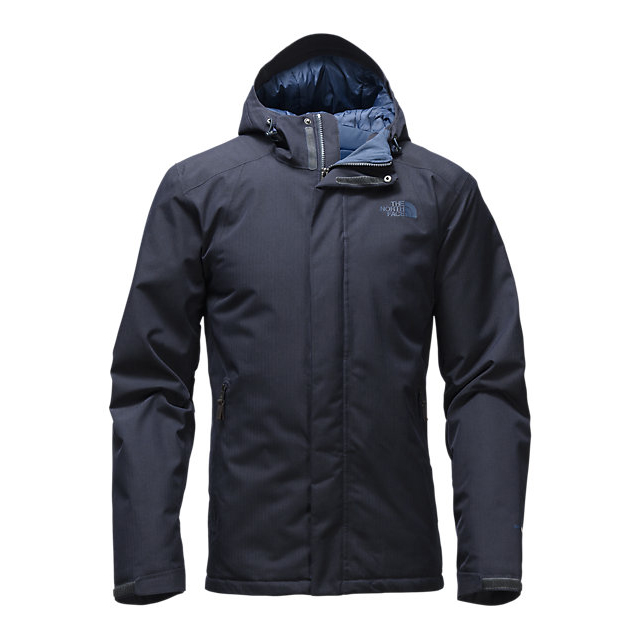 CHEAP NORTH FACE MEN'S INLUX INSULATED JACKET URBAN NAVY HEATHER ONLINE