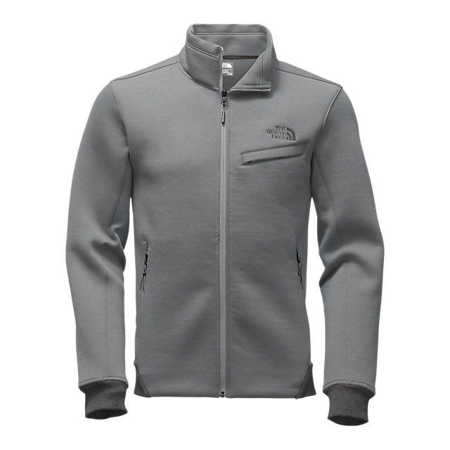 CHEAP NORTH FACE MEN'S THERMAL 3D JACKET MEDIUM GREY HEATHE ONLINE
