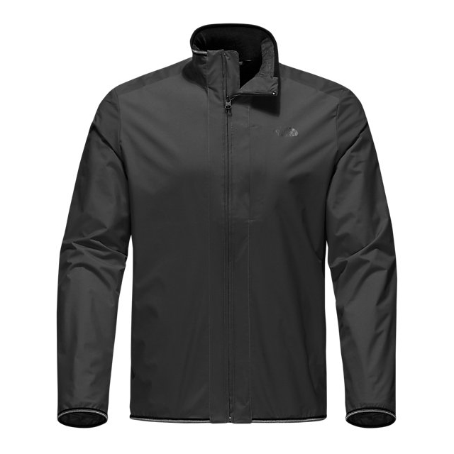 CHEAP NORTH FACE MEN'S CITY TECH JACKET GRAPHITE GREY ONLINE