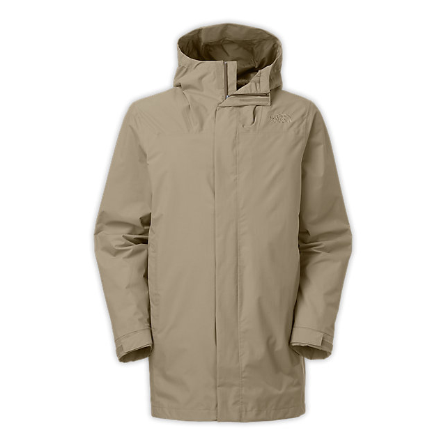 CHEAP NORTH FACE MEN'S EL MISTI TRENCH MOUNTAIN MOSS ONLINE