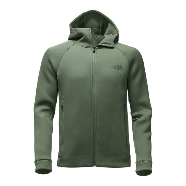 CHEAP NORTH FACE MEN'S UPHOLDER HOODIE DUCK GREEN HEATHER ONLINE