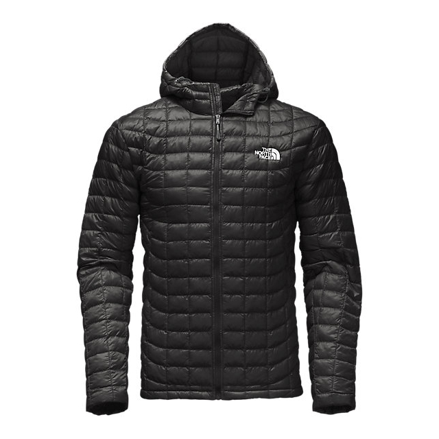 CHEAP NORTH FACE MEN'S THERMOBALL HOODIE BLACK ONLINE