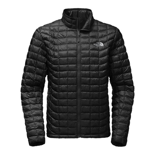 CHEAP NORTH FACE MEN'S THERMOBALL FULL ZIP JACKET BLACK ONLINE