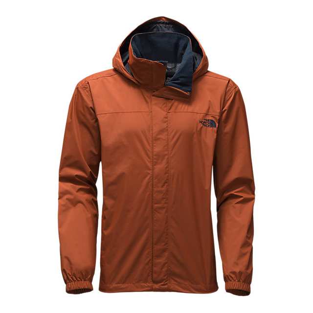 CHEAP NORTH FACE MEN'S RESOLVE JACKET GINGERBREAD BROWN ONLINE