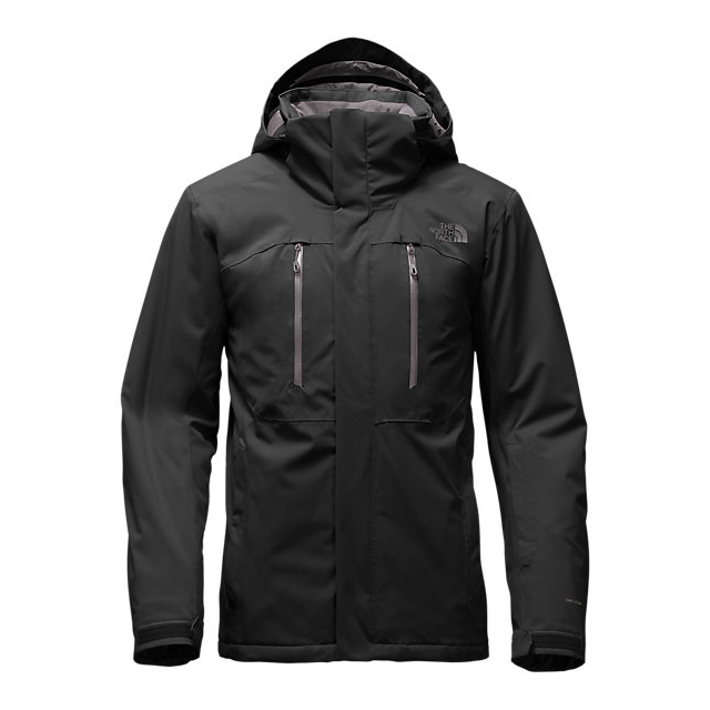 CHEAP NORTH FACE MEN'S POWDANCE JACKET BLACK ONLINE