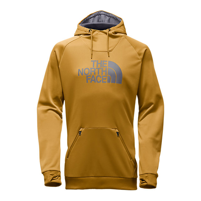 CHEAP NORTH FACE MEN'S BROLAPSE HOODIE CITRINE YELLOW ONLINE