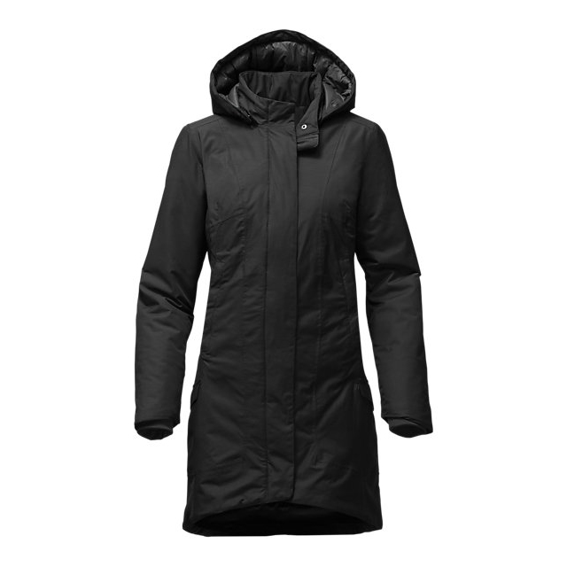 CHEAP NORTH FACE WOMEN'S TEMESCAL TRENCH BLACK ONLINE