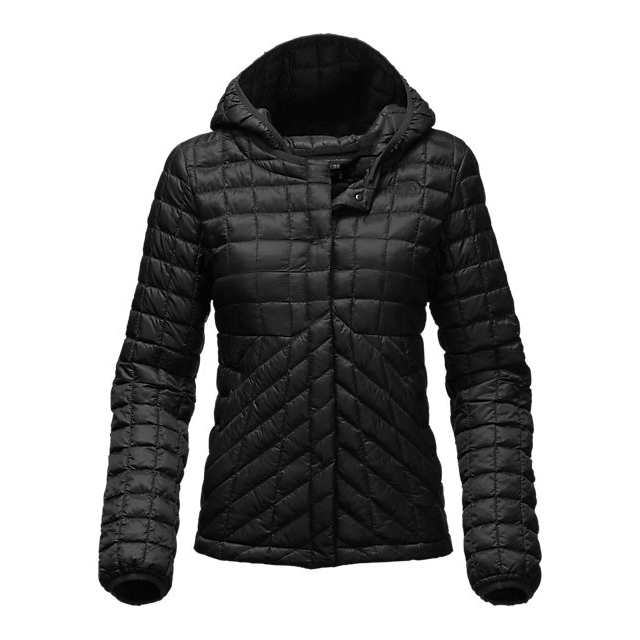 CHEAP NORTH FACE WOMEN'S THERMOBALL  CARDIGAN BLACK ONLINE