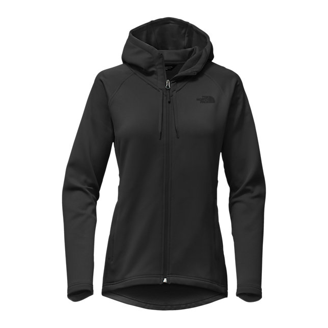 CHEAP NORTH FACE WOMEN'S MOMENTUM HOODIE BLACK ONLINE
