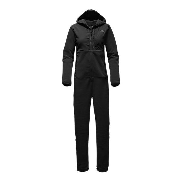 CHEAP NORTH FACE WOMEN'S HOMESTEAD DENALI ONE PIECE BLACK ONLINE