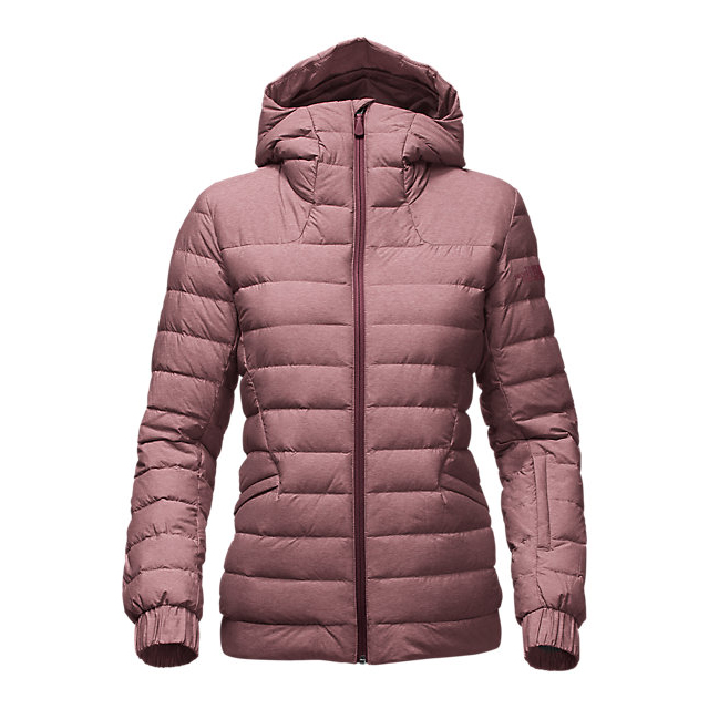 CHEAP NORTH FACE WOMEN'S MOONLIGHT JACKET DEEP GARNET RED HEATHER ONLINE
