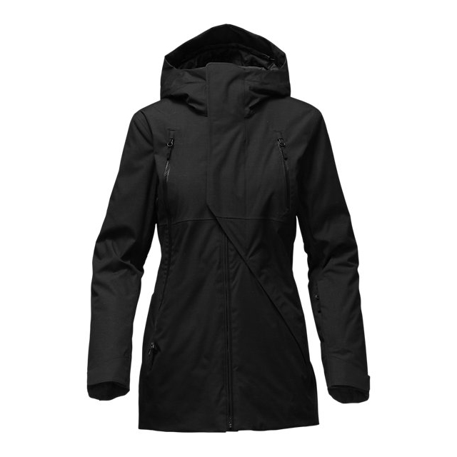 CHEAP NORTH FACE WOMEN'S ALLCHIPSIN JACKET BLACK ONLINE