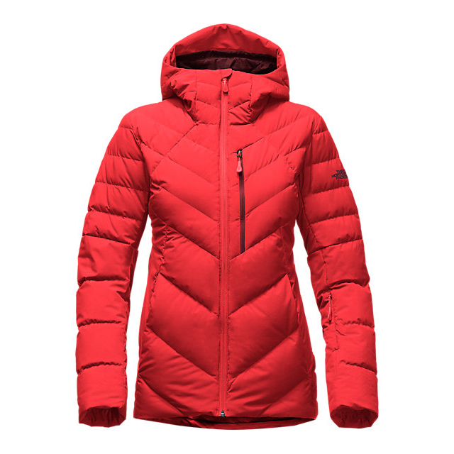 CHEAP NORTH FACE WOMEN'S COREFIRE JACKET HIGH RISK RED ONLINE