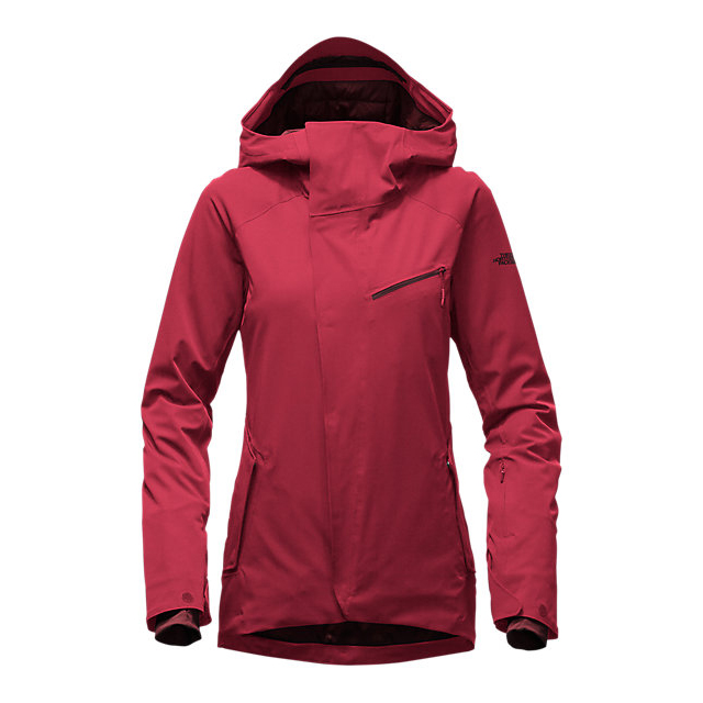 CHEAP NORTH FACE WOMEN'S MENDELSON JACKET BIKING RED ONLINE